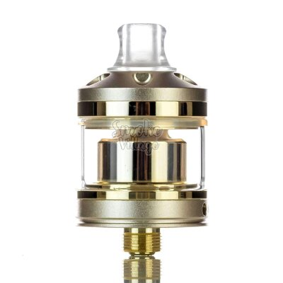 Littlefoot MTL RTA 22mm by Wake Mod Co. x BPI (Золотой)