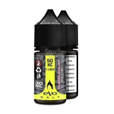 EVO Salt - Bubblegum 30ml (35/50мг)