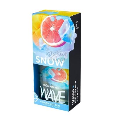 SNOW WAVE by Smoke Kitchen 100ml (0/3mg)