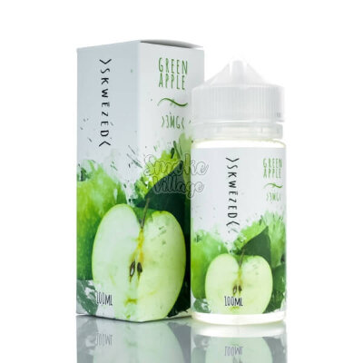 Skwezed - Green Apple 100mg (3ml)