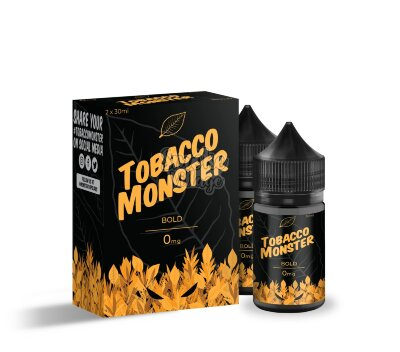 Tobacco Monster - Bold 60мл (6мг)