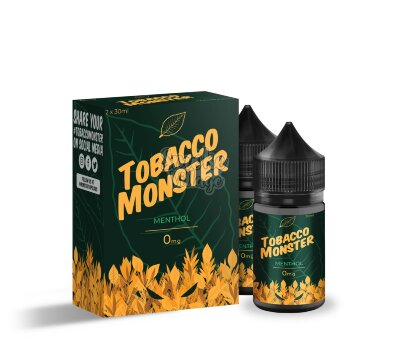 Tobacco Monster - Menthol 60мл (6мг)