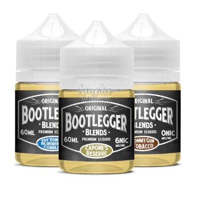 Bootleggers Blends by Halo 60мл (3мг)
