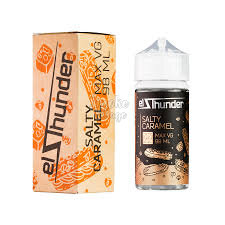 El Thunder (98ml) Salty Caramel (0мг)