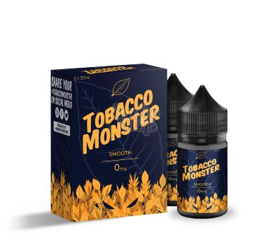 Tobacco Monster - Smooth 60мл (6мг)