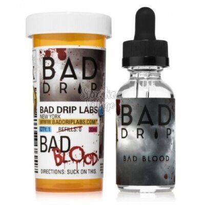 Жидкость Bad Drip Bad Blood 30мл (3мг)