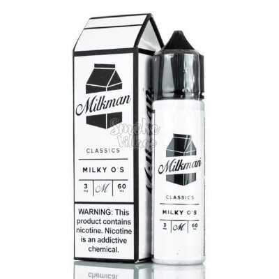 Milky'Os by The Milkman 60ml (3mg)