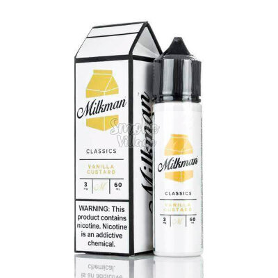 Vanilla Custard by The Milkman 60ml (3mg)