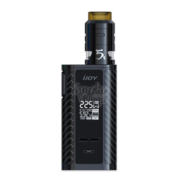 Комплект iJoy Captain PD1865 225w + RDTA 5S (Черный)