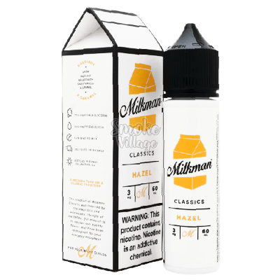 Hazel by The Milkman 60ml (3mg)