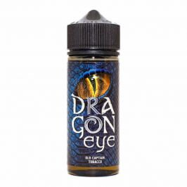 Dragon Eye Old Captain 120ml (0mg)