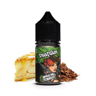 Shotgun Apple Pie Tobacco 30ml (12mg)