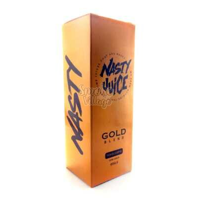 Жидкость Nasty Juice Tobacco Series Gold Blend 120мл (3мг) (Clone)