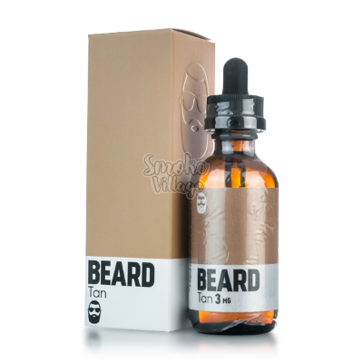 Жидкость The Beard Tan 60мл (3мг)
