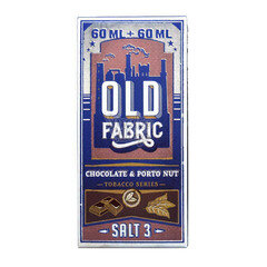 Cotton Candy Old Fabric Salt Chocolate Porto 120мл (3мг)