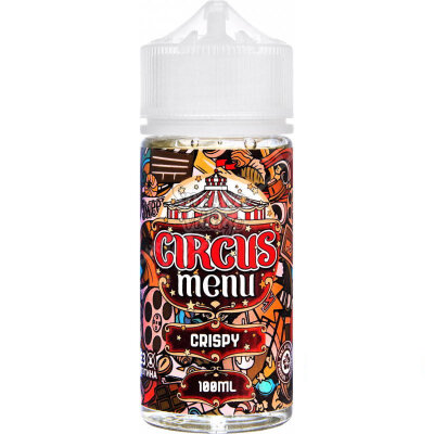 Circus Menu Crispy 100ml (0mg)