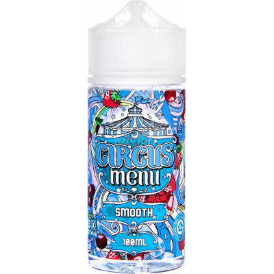 Circus Menu Smooth 100ml (0mg)