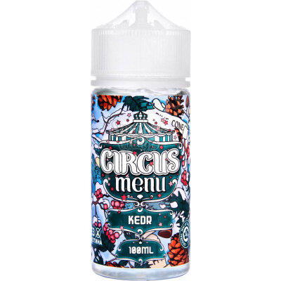 Circus Menu Kedr 100ml (0mg)