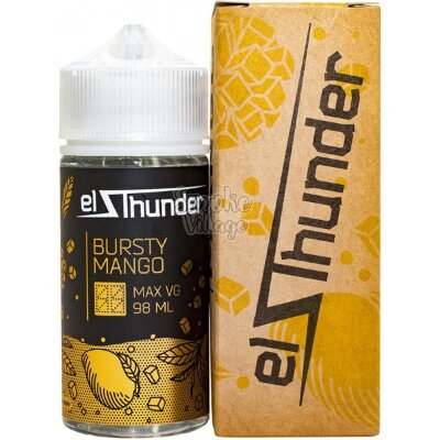 El Thunder (98ml) Bursty Mango (0мг)