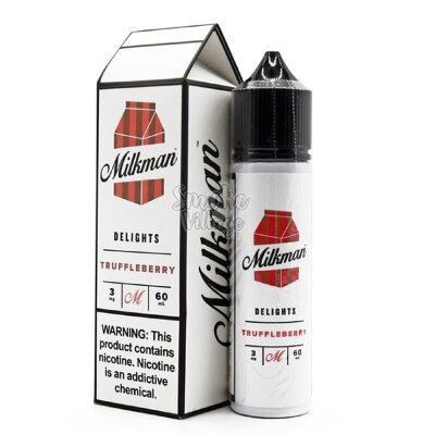 Truffleberry by The Milkman Delights 60ml (3mg)