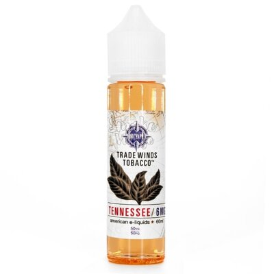 Tradewinds Tobacco - Tennessee 60ml (3/6/12мг)