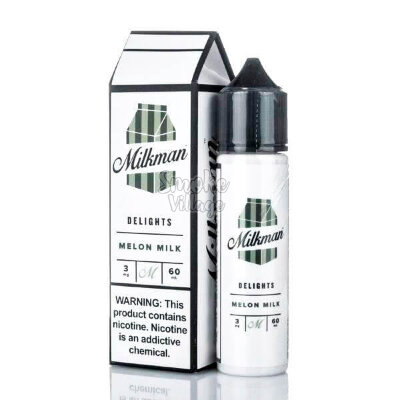 Melon Milk by The Milkman Delights 60ml (3mg)