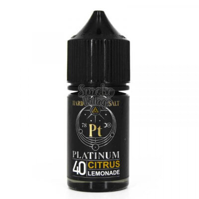 Platinum Hard Salt Citrus (30мл)