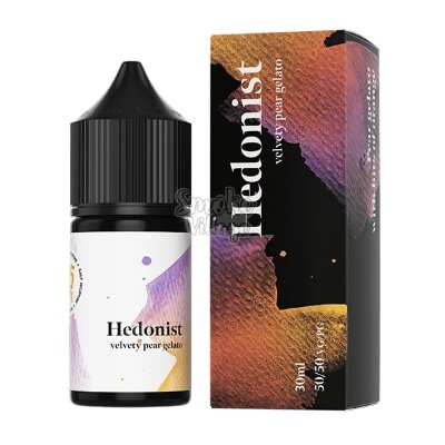 Hedonist Salt - Velvety Pear Jelato 30ml (25мг)