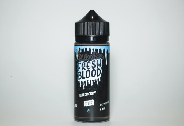Жидкость Fresh Blood Wildberry