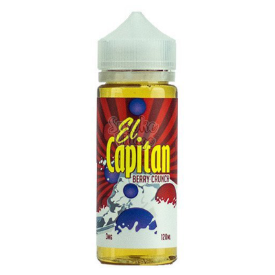 Жидкость Carter Elixirs El Capitan Berry Crunch 120мл (3мг) (Clone)