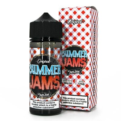 Summer jam by Just Jam - Original 100ml (3мг)