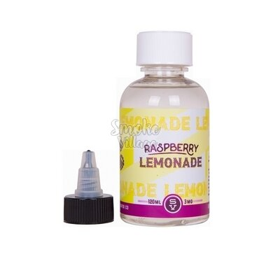 Жидкость Simple Vapor Raspberry Lemonade 120мл (3мг) (Clone)