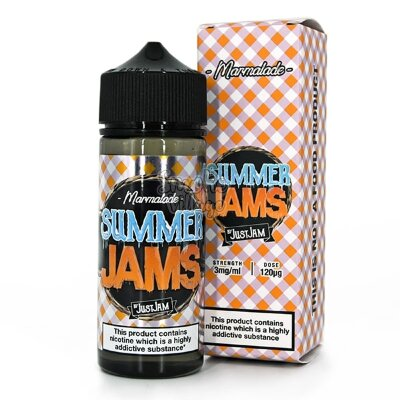 Summer jam by Just Jam - Marmalade 100ml (3мг)