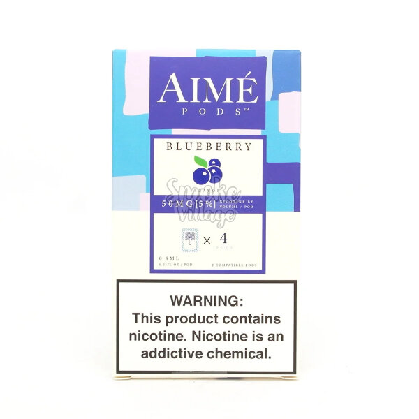 Картридж AIME PODS Blueberry (50мг)
