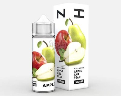 Nice URBN - Apple and Peark 100мл (3мг)