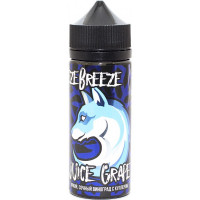 Жидкость Freeze Breeze Juice Grape 120мл (3мг)