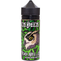 Жидкость Freeze Breeze  Peach Apple & Ice 120мл (3мг)