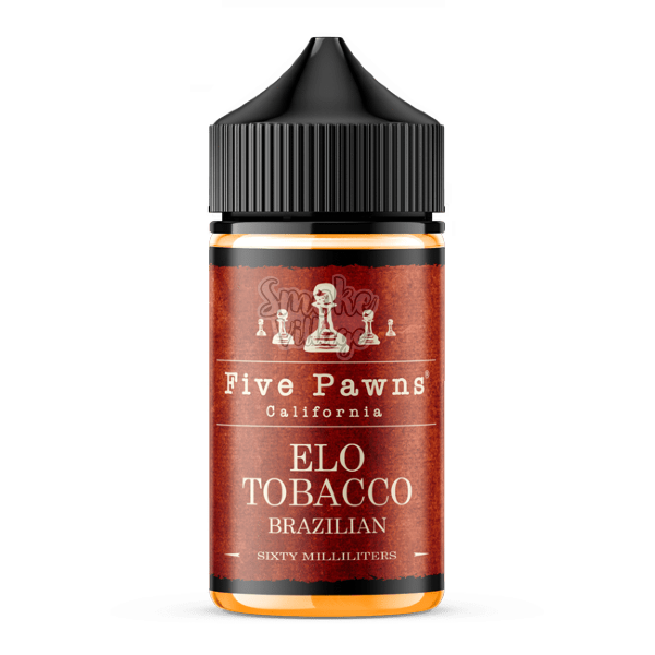 Five Pawns Tobacco Series 60 мл (3 мг) 3 вкуса