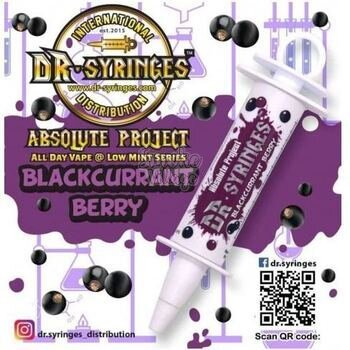 Dr. Syringes Blackcurrant Berry 50мл (3мг)