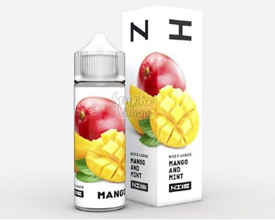 Nice URBN - Mango and Mint 100мл (3мг)